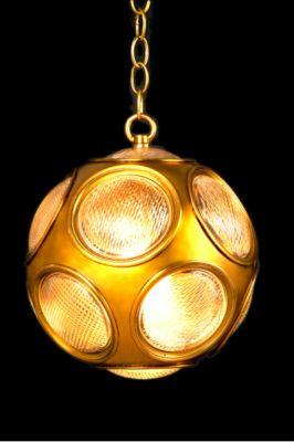 BALL PENDANT DIAMOND