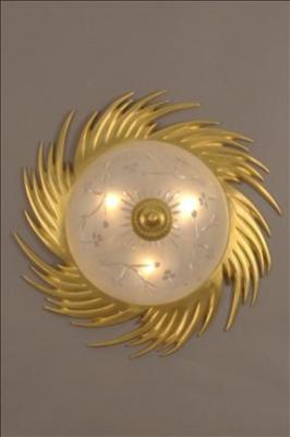 SUN II GRAPELEAF (CUTGLASS)