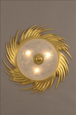 SUN II OLIVES (CUTGLASS)