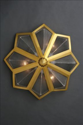 MORAVIAN STAR (MEDIUM) BRICK CUT
