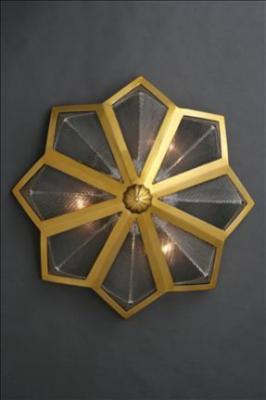 MORAVIAN STAR (LARGE) BRICK CUT