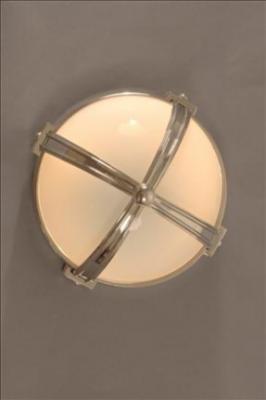 PLAFONNIER CLASSIC TRIPLEX OPAL