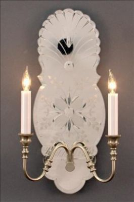Mirror Sconce Italian