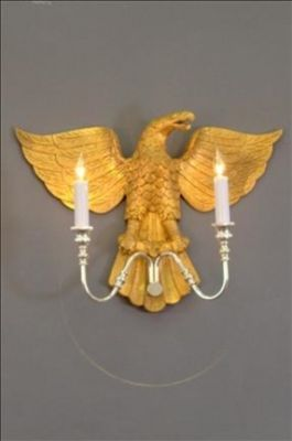 DECORATIVE SCONCE EAGLE
