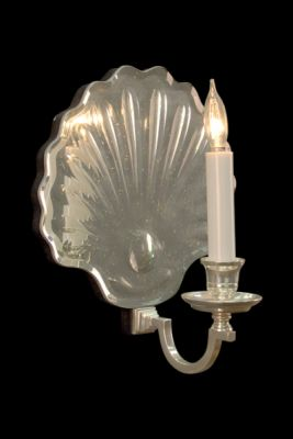 Mirror Sconce Shell II