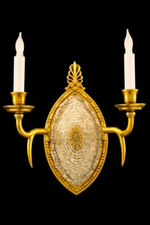 Decorative Sconce Crystal Bead