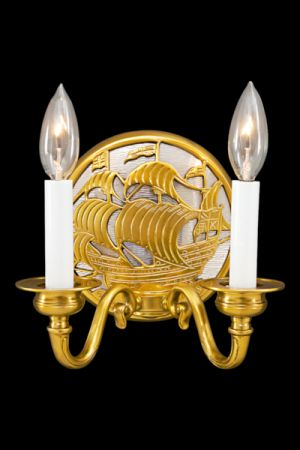 GALLEON SCONCE