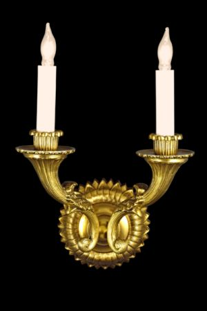 Decorative Sconce Horn II