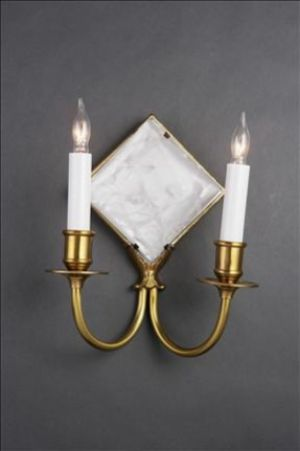 Mirror Sconce Diamond R