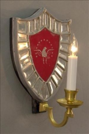 Mirror Sconce Federal