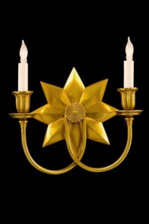 Decorative Sconce Starburst II