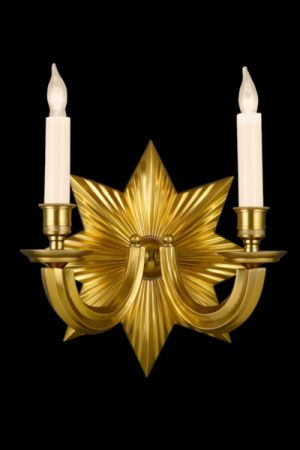 Decorative Sconce Starburst