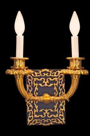 Decorative Sconce Velvet