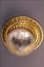 PLAFONNIER PHILADELPHIA GRAPELEAF (CUTGLASS) LENS