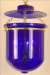 COLOR BELL LANTERN COBALT