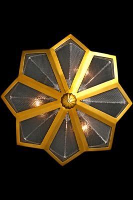 MORAVIAN STAR (LARGE) DIAMOND CUT